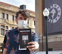 Hernán Rivas Barrera, el escritor colombiano que despunta en nuestro país con sus novelas llenas de encanto latinoamericano