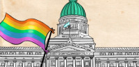 El matrimonio igualitario como piedra angular  de los derechos LGTB+