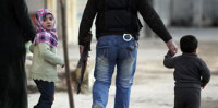 En Damasco uno de cada 20 niños sufre malnutrición grave