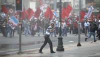 Turquía afronta un día de huelga tras la detención de 500 personas