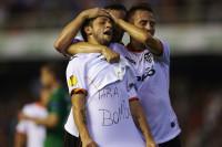 El Valencia menos habitual se da un festín ante el St Gallen (5-1)