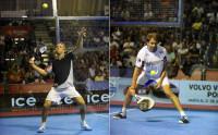 Santana y Jardim dan la campanada y se meten en semifinales del Valencia International Open