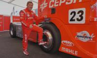 """Antonio Albacete: """"En el mundo del motor es clave aceptar consejos para aprender"""""""