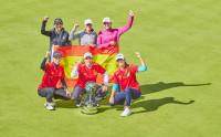 Desde el jueves, el Aramco Team Serie Sotogrande Golf en acción