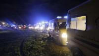 74 muertos en un accidente de avión militar en Argelia