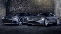 Aston Martin crea una edición limitada 007 de coches deportivos