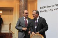 Alfredo Sáenz dimite como consejero delegado del Banco Santander