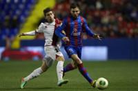 Espanyol, Athletic y Levante cumplen para llegar a cuartos