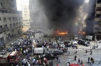 Un muerto en la explosión de un coche bomba en Beirut