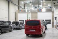Mercedes-Benz Madrid, la filial de Mercedes-Benz España, amplía sus instalaciones de Pinto con una nueva nave dedicada en exclusiva a las reparaciones de carrocería
