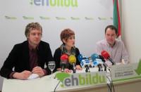 Bildu entabla conversaciones con PSN para convocar elecciones