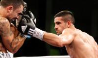 Santos cedió su título a Nader en la revancha