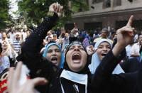 Partidarios de Mursi inician el Viernes de la Ira para exigir su liberación