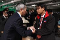 El enviado filipino a la Cumbre del Clima achaca el tifón al calentamiento