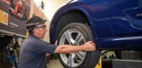 Los neumáticos, detrás del 30% de incidencias mecánicas en invierno