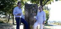 Merkel apoyará a De Guindos para presidir el Eurogrupo