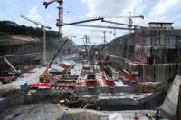 Las obras del Canal de Panamá se retrasarán hasta finales de 2015