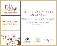 Calatayud, Campo de Borja y Somontano brindarán en el Salón de Turismo de Aragón