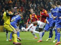 El Chelsea se olvida de sentenciar al Galatasaray
