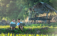 Un programa español lleva educación digital a 11,5 millones de niños en el mundo