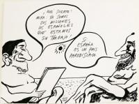 La Biblioteca Nacional aumenta el archivo personal de Chumy Chúmez