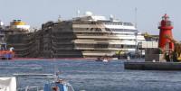 Muere un buzo español en el flotamiento del Costa Concordia