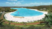 Cordish endulza el proyecto del casino de Madrid con una playa y más arte