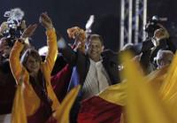 Costa Rica elige a Guillermo Solís como nuevo presidente con el 77,88% de los votos