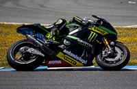 Lorenzo (Yamaha) firma la 'pole' por delante de Pedrosa y Márquez