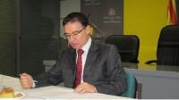 Serafín Castellano, delegado del Gobierno en la Comunidad Valenciana, detenido por presuntos favores a un contratista