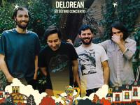 DELOREAN se despedirán definitivamente con un concierto único en el escenario de Sonorama Ribera