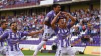 El Valladolid, líder provisional tras derrotar al Girona