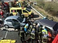 El puente de Todos los Santos deja 16 muertos en las carreteras