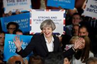 El mercado confía en una victoria de May que impulse la libra y un 'Brexit' ordenado