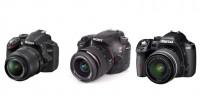 Tres cámaras réflex a las que no te podrás resistir