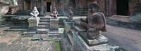 El viaje de Google Street View a los templos de Camboya