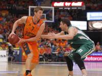 Valencia Basket deja escapar vivo a Unics Kazan