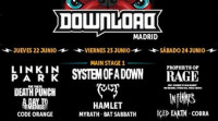 Download Festival Madrid cierra su cartel
