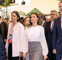 La Reina de España preside la inauguración de FITUR