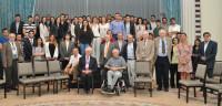 Nueve Premios Nobel debaten con jóvenes investigadores sobre cambio el climático