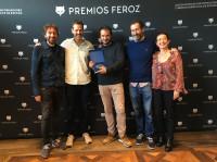 'La trinchera infinita', de Arregi, Garaño y Goenaga, Premio Feroz Zinemaldia 2019