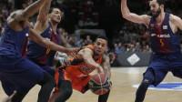 Barça vs Valencia Basket, duelo estelar de la cuarta jornada en la Liga Endesa
