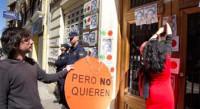 Rajoy estudia poner escoltas a los políticos acosados en sus casas