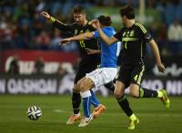 Pedro se cuelga otra medalla (1-0)