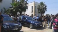 Miles de personas despiden en Monterrubio a los niños fallecidos