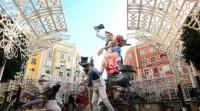 Las fallas obligarán a cortar 720 tramos de 400 calles de Valencia