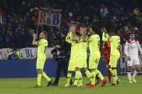 El Barcelona tratará de aprovechar el factor campo para derrotar al Olympique de Lyon