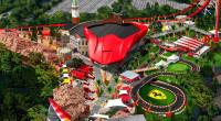 'Ferrari Land' abrirá el 7 de abril en PortAventura con el acelerador vertical