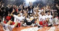 Olympiacos consigue el doblete en una Final Four desubicada