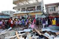 El número de muertos a causa del tifón Yolanda se eleva a 2.344